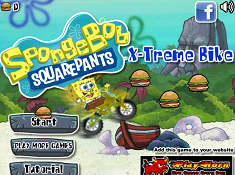 Spongebob Squarepants X Treme Bike