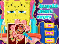 Spongebob Stomach Surgery