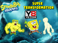 Spongebob Super Transformation