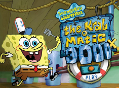 Spongebob The Krab O Matic 300X