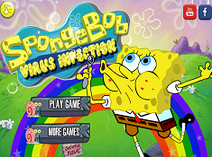 Spongebob Virus Infection