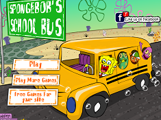 Spongebobs School Bus