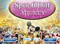 Spot 6 Diff Mickey