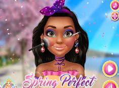 Spring Perfect Makeup