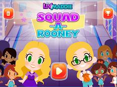 Squad a Rooney