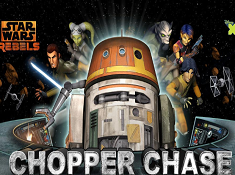 Star Wars Rebels Chopper Chase