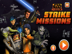 Star Wars Rebels Strike Mission