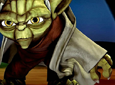 Star Wars Yoda Man