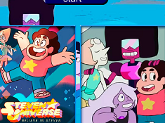 Steven Universe Memory Cards