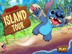 Stitchs Island Tour