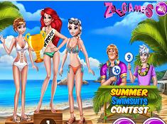 Summer Swimsuit Contest