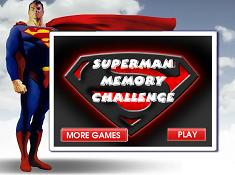 Superman Memory Challenge