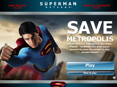 Superman Returns Save Metropolis