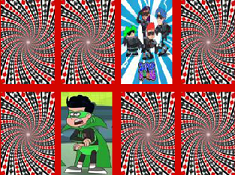 Supernoobs Memory Cards