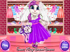 Sweet Kitty Dream Dress