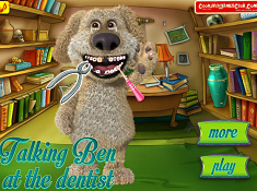 Talking Ben at the Dentist