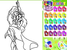 Tarzan Coloring