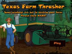 Texas Farm Trasher