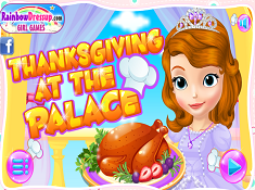 Thanksgiving At The Palace