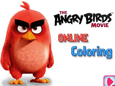 The Angry Birds Movie Online Coloring