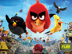 The Angry Birds Movie Targets