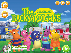 The Backyardigans Coloring