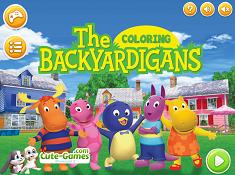 The Backyardigans Coloring