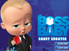 The Boss Baby Candy Shooter