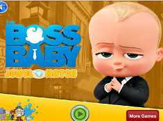 The Boss Baby Jewel Match
