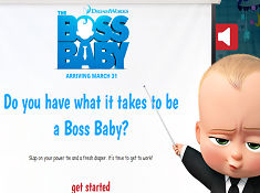 The Boss Baby Quiz