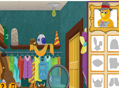 The Chica Show Hidden Objects