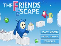 The Friends Escape