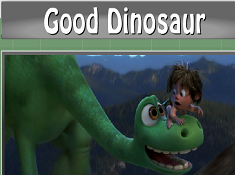 The Good Dinosaur Jigsaw and Sliding Puzzle