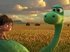The Good Dinosaur Puzzle