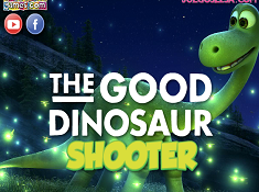 The Good Dinosaur Shooter