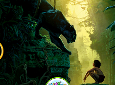 The Jungle Book Hidden Numbers