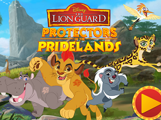 The Lion Guard Protectors Pridelands