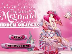 The Little Mermaid Hidden Objects