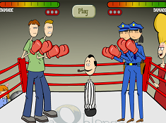 The Oblongs Boxing