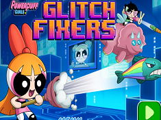 The Powerpuff Girls Glitch Fixers