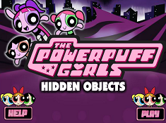 The Powerpuff Girls Hidden Objects