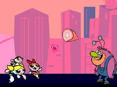 The Powerpuff Girls Vs The Townsvillains