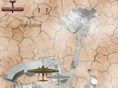 The Salamander Plane War