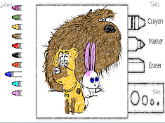 The Secret Life of Pets Coloring