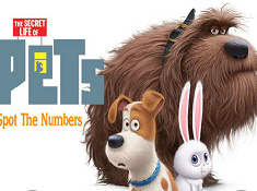 The Secret Life Of Pets Spot The Numbers
