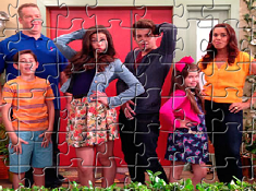 Thundermans Family Puzzle