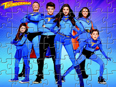 Thundermans Super Heroes