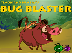 Timon and Pumaas Bug Blaster