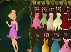 Tinker Bell Dress Up