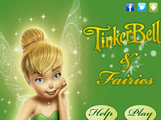 Tinkerbell And Fairies